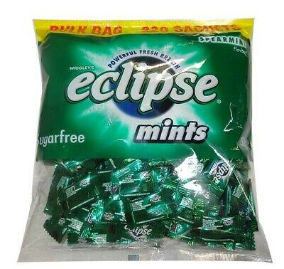 Eclipse Mints Spearmint Individually Wrapped