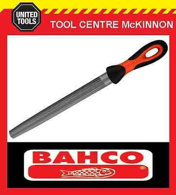 "BAHCO ERGO 6"" / 150mm 2ND CUT HALF ROUND FILE – 1-210-06-2-2"