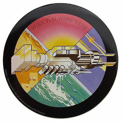 Pink Floyd Wish You Were Here Logo Vinyl Sticker New Official Band Merch PS6449C