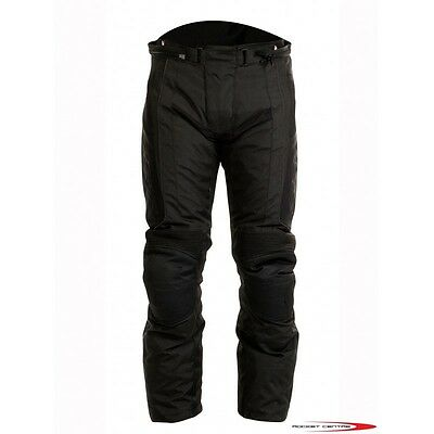 Rst Blade Sport 1375 2016 Textile Waterproof Motorcycle Jeans Black Armour