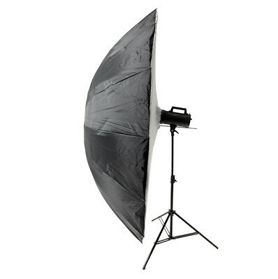 150cm Parabolic Silver Reflective Umbrella With Diffusion