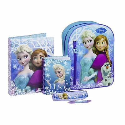Frozen Backpack Filled with Stationery. Large Capacity [Toy]
