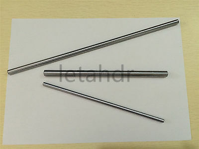 OD 8-20mm L 200-600mm Cylinder Liner Rail Linear Optical Axis Round Rails Shaft
