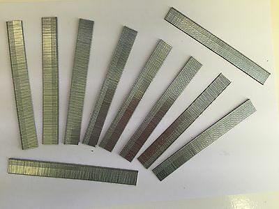 1000 18 gauge 18ga 15mm nails/brads will fit all 18g nailers