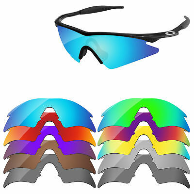 PapaViva Polarized Replacement Lenses For-Oakley M Frame Sweep Multi - Options