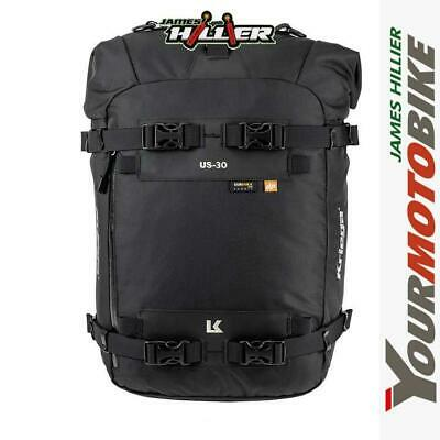 Kriega Us30 Drypack Waterproof Motorcycle Soft Luggage Bag & Storage Us 30 Ideal