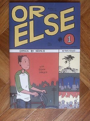 Or Else #1 Kevin Huizenga Drawn And Quarterly Near Mint (W1)