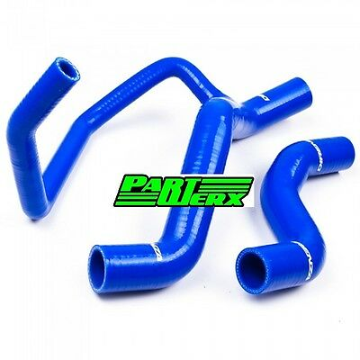 Fiat Punto 1.4 GT Turbo Performance Silicone Radiator Hose Kit Brand New