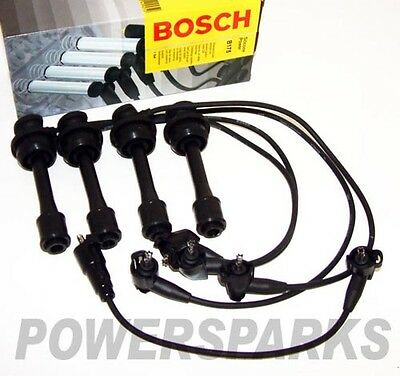 TOYOTA MR2 Coupe 2.0i, i 16V [W2] 12.89-08.99 BOSCH IGNITION SPARK HT LEADS B175