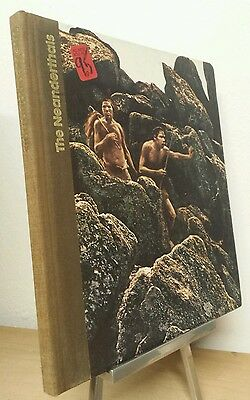 The Neanderthals Emergence Of Man Time Life Books Hardcover Free Shippin B30
