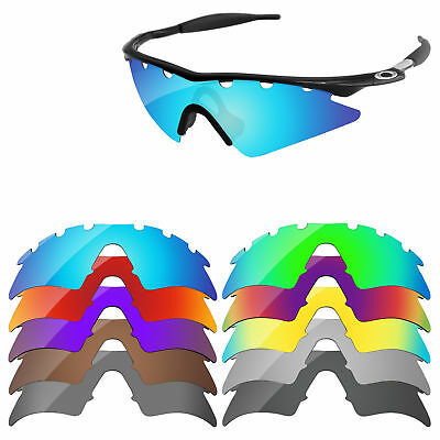 Polarized Replacement Lenses For-Oakley M Frame Sweep Vented Multi - Options