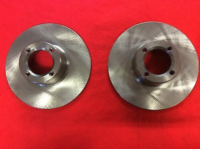 CLASSIC MINI - 8 4 Inch Front Brake Disc   pair Of Disc's