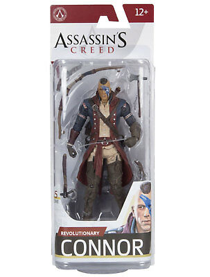 McFarlane Toys Assassins Creed Series 5 Figur - Revolutionary Connor
