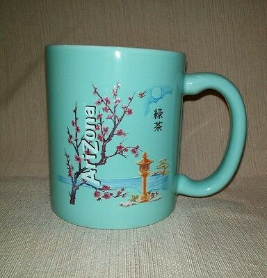 Arizona Green Tea Advertising Mug Refresh Mind and Body Coffee Tea Cup
