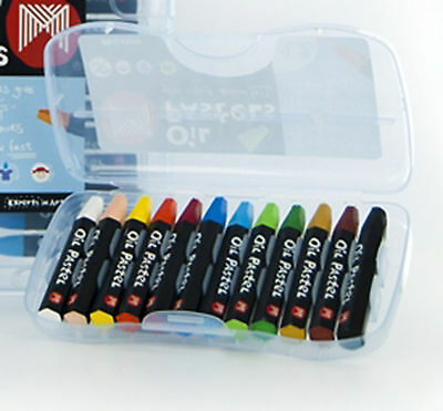 Micador Oil Pastels-Case of 12