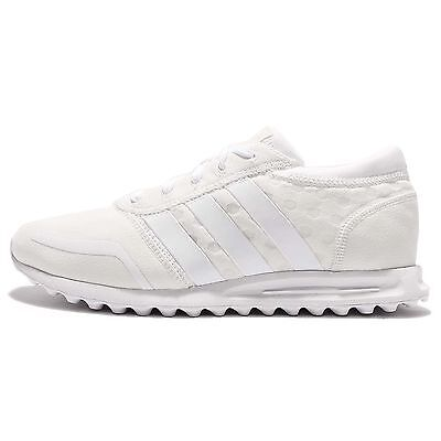 adidas Originals Los Angeles W Triple White Womens Running Shoes Sneakers S76575