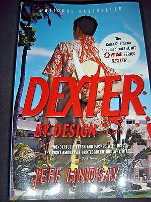 Dexter By Jeff Lindsay Complete Series Books 1 8 Brand New Trade