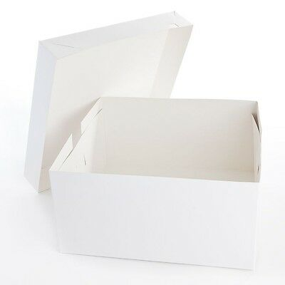 Square Cake Box - Choose Your Size