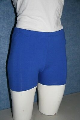 Girls Primary Bike Shorts Australian Made Various Colours  Sizes 4 To 18