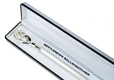 THE GENTLEMAN'S BALL SCRATCHER, Unique gift for Office Man