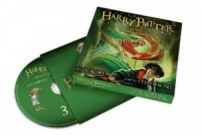 Harry Potter and the Chamber of Secrets [Audio] by J. K. Rowling.