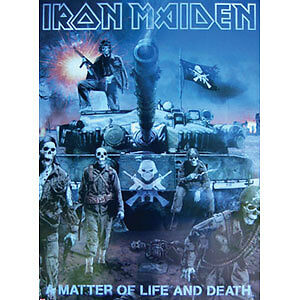 Iron Maiden - Domestic Poster