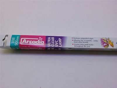 Arcadia Ultra Clear, normale Leistung 30W 900mm 26mm