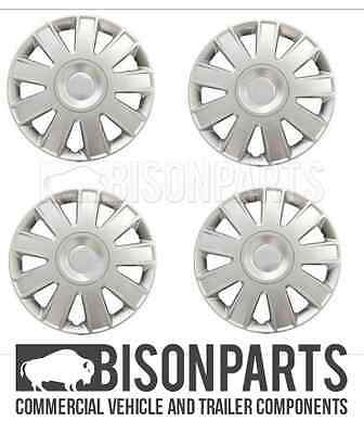 """+Ford Transit Connect 2009-2014 15"""" Wheel Trims / Wheel Rims / Wheel Covers X 4"""