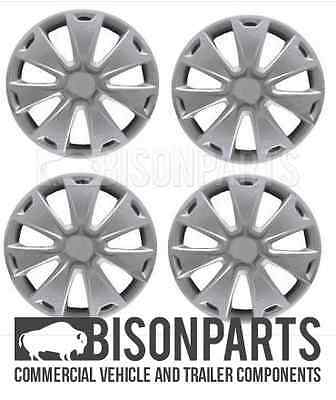 "*Fits Ford Focus Mk5 2011-2014 16"" Wheel Trims / Wheel Covers For025 X 4"