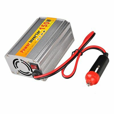 150W DC 12V to AC 220V Power Inverter with USB connector voltage transformers SP