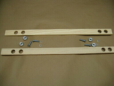 MG parts: new SEAT RAIL Filler Strips w/ spacers MGB MGBGT 62-80