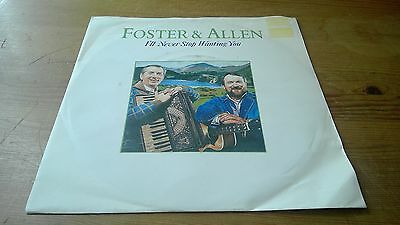"""Foster & Allen – I`ll Never Stop Wanting You - 7"""" Vinyl Record Single"""