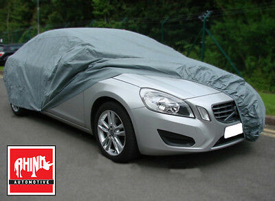 JAGUAR X-TYPE SALOON 01-10 LUXURY FULLY WATERPROOF CAR COVER COTTON LINED