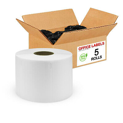 """5 Rolls of 30334 Compatible Address Labels for DYMO® 2-1/4"""" x 1-1/4"""""""
