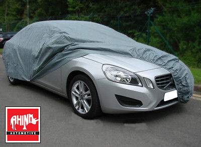 Mercedes-Benz Clk Coupe 02-09 Luxury Fully Waterproof Car Cover + Cotton Lined