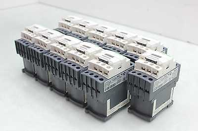 11 Schneider Electric LC1DT25BL Industrial Contactor 5-24V DC Solid State Coil