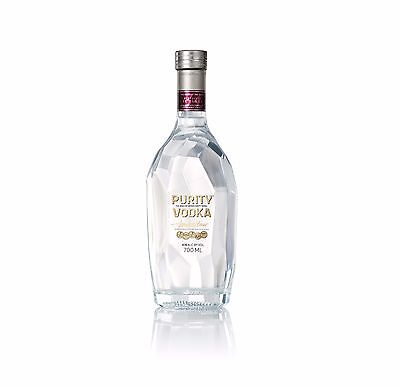 Purity Vodka Small Batch Swedish Vodka 700ml  - Award Winner