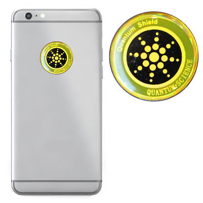 EMF Blocker by Quantum - Anti-Radiation Sticker - Beautiful & Minimalist Design