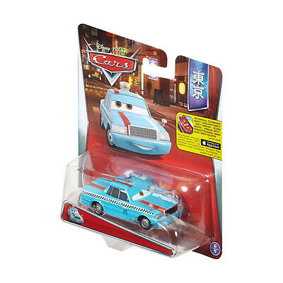 CARS Personaggio BOB PULLEY in Metallo scala 1:55 by Mattel Disney DLY93