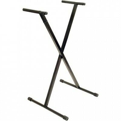 World Tour YXKS Single X YCA Keyboard Stand. Shipping Included