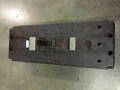 AH-IN GE Air Circuit Breaker Type AQB 600A 250VDC  6303616
