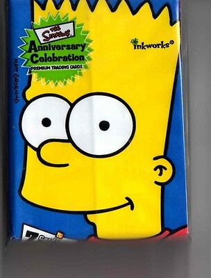 The Simpsons Anniversary Celebration 81  card set