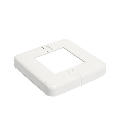 Regal BC-0W RAILING BASE PLATE COVER WHITE COUVERCLE POUR PLAQUE DE BASE BLANC
