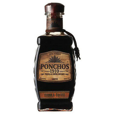 Ponchos 1910 Coffee Tequila 750mL