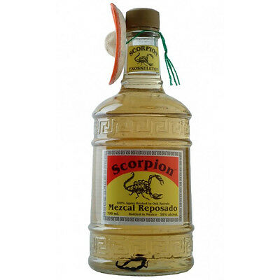 Scorpion Reposado Mezcal 700mL