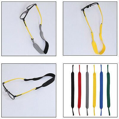 Multicolor Kids Eyeglass Cord Neck Strap Eyewear Holder Sport Running Swimming