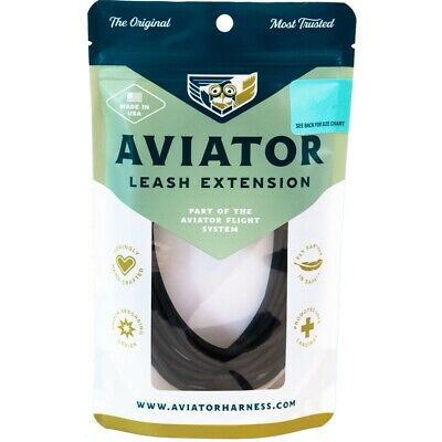 The AVIATOR Bird Harness Leash Extension