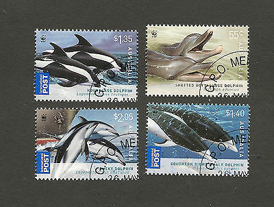 Australia 2009 DOLPHINS Set Superb CTO