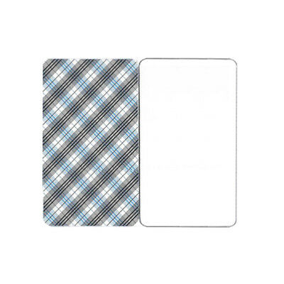 Blank Tarot Cards with Tarotee Plaid Back - Draw Your Own Tarot, Oracle Cards