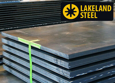 40mm thick S275 mild steel sheet plate blanks profiles FREE CUSTOM ANY SIZE CUT
